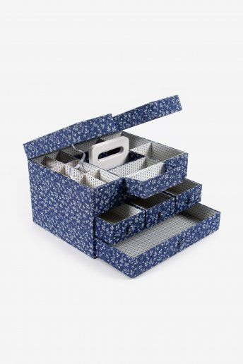 Deluxe Floral Storage Box