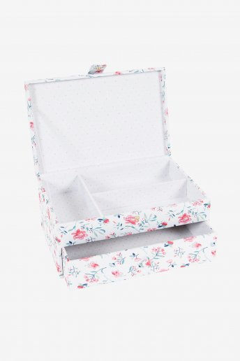 Large Rectangular Sewing Box