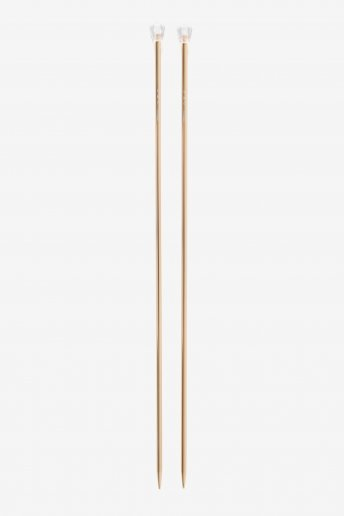 5 mm Rose Gold Knitting Needles