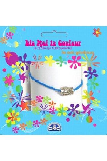 Bracelet brésilien bleu u2000f