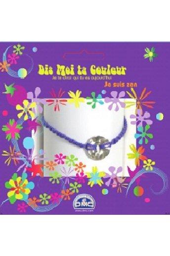 Bracelet brésilien violet u2000h