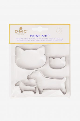 Patch Art: Pet Moulds