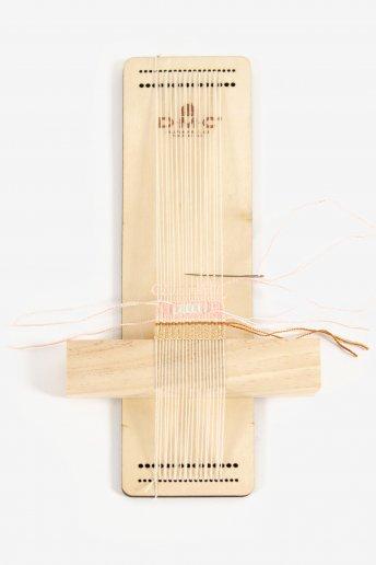 Tear de tecelagem para pulseiras e colares