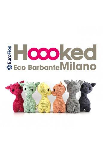 エコバルバンテ 単色 Hoooked Eco Barbante Uni colors