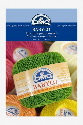 Babylo shade card (thread)