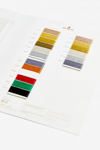 DIAMANT & DIAMANT GRANDE COLOUR CARD: