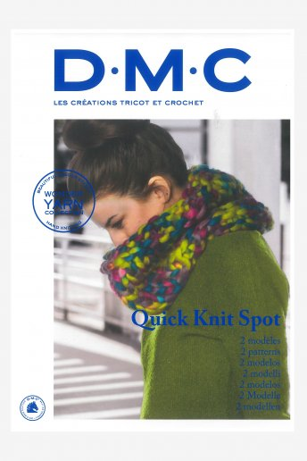 Catalogue tricot Quick Knit Spot